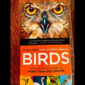 READER'S DIGEST: Book of North American Birds
